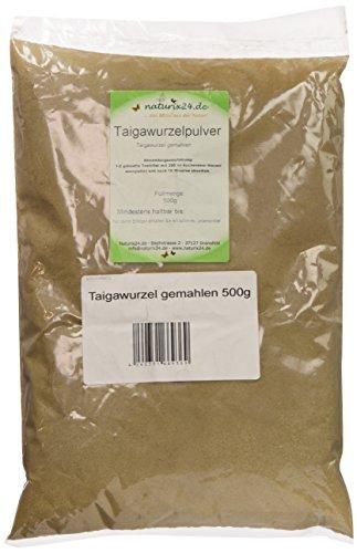 Naturix24 Sibirischer Ginseng, Taigawurzel gemahlen, 1er Pack (1 x 500 g)