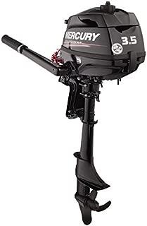 Mercury 3.5 HP 4 Stroke Outboard Motor Tiller 15