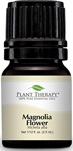 Preisvergleich Produktbild Plant Therapy Magnolia Flower Essential Oil 2.5 mL (1 / 12 oz) 100% Pure,  Undiluted,  Therapeutic Grade