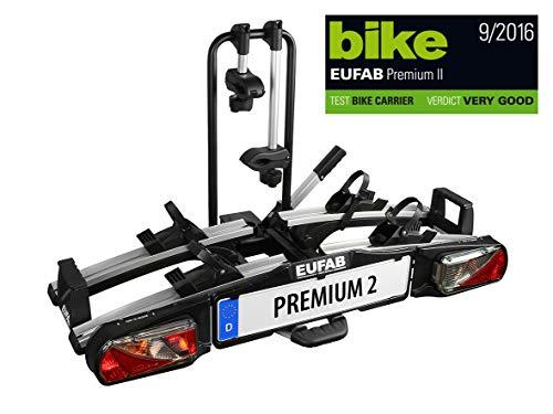 EUFAB 11521 Premium II Portabicicleta