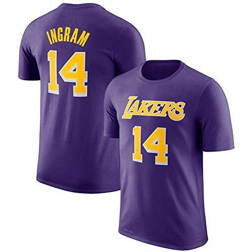 WYNBB Camiseta Manga Corta Los Angeles Lakers No.8
