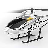 Weaston Helicóptero remoto súper grande de 30 pulgadas 2.4G Carga con luz RC Helicóptero Aeronave RC al aire libre para principiantes, adultos entusiastas de los vuelos, avión RC, juguete de regalo pa