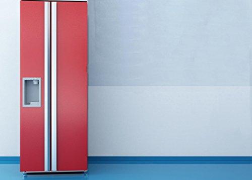 Klebefolie Wandschutzfolie matt 1m - Meterware -, 126 cm transparent