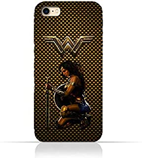 iPhone 6 / 6s TPU Silicone Protective Case with Wonder Woman Design