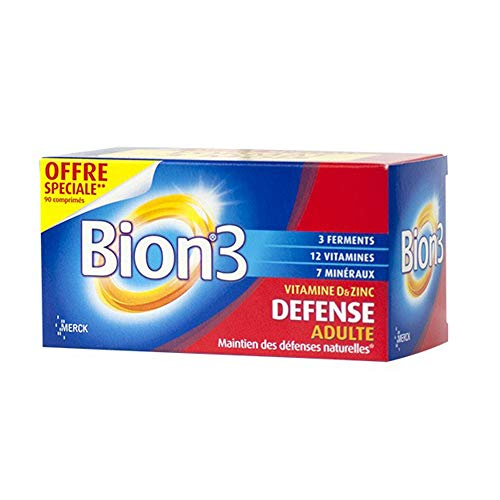 BION 3 ADULTES 90 CPS