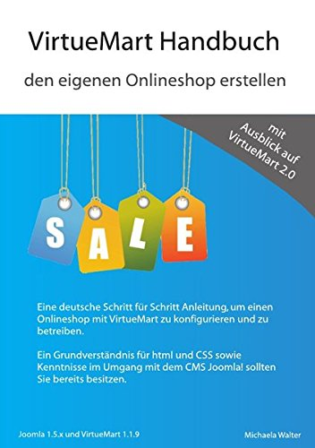 VirtueMart Handbuch - den eigenen Onlineshop erstellen