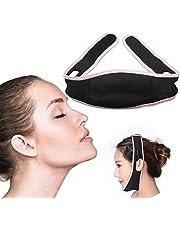V Line Lifting Mask,Correa adelgazante facial,V Line Mask,V-Shaped Slimming Mask,V Line Máscara,Vendaje de Elevación Facial Sin Dolor Para Mujeres Elimina la Flacidez Lifting de Piel Reafirmante