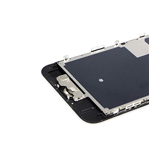 Reemplazo de pantalla táctil de cristal para iPhone 6s pantalla LCD y digitalizador Asamblea de cristal táctil reemplazo con marco cámara frontal, botón de inicio, altavoz teléfono móvil Mainboard