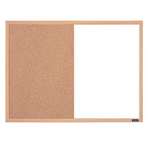 "Quartet Combination Whiteboard & Corkboard, 23"" x 17"