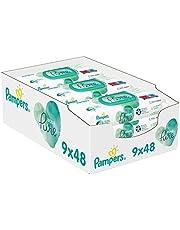 Pampers Aqua Pure Baby vochtige doekjes