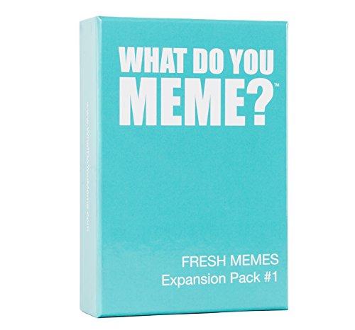 What Do You Meme? Fresco Expansion Pack Memes