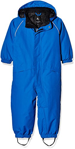 NAME IT NAME IT Baby-Jungen NITWIND Snowsuit MZ B FO Schneeanzug, Blau (Skydiver), 80