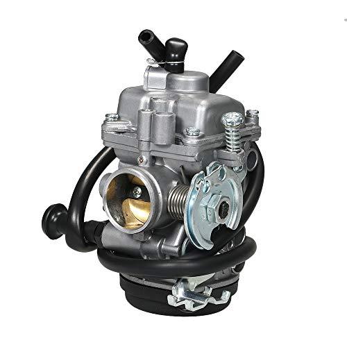 KKmoon carburateur motor carburateur kit voor Yamaha TW200 2001-2017
