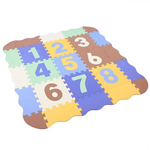 Alfombrilla impermeable para niños para rastreo de bebés para bebés(Type A)