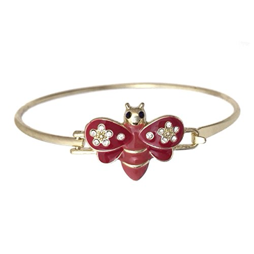 Gypsy Jewels - Pulsera con diseño de Esmalte Multicolor