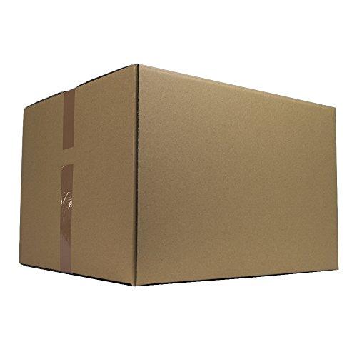 5 Kartons 600 x 500 x 400 mm für DPD und DHL Versand 2 Wellig