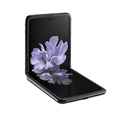 Samsung Galaxy Z Flip (17,03 cm) 256 GB interner Speicher, 8 GB RAM, Dual SIM, Deutsche Version, mirror black