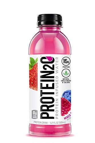 vitamin water zero mixed berry - 3