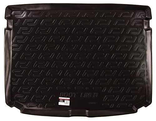 SIXTOL Auto Kofferraumschutz für die Audi A3 Sportback Maßgeschneiderte antirutsch Kofferraumwanne für den sicheren Transport von Einkauf, Gepäck und Haustier