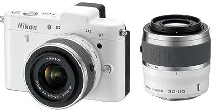 Nikon 1 V1 - Cámara Evil de 10 MP (Pantalla de 3