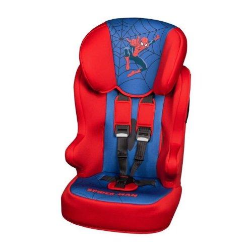 Disney Siège Auto - Groupe 1, 2, 3 - Racer Spiderman - Bleu