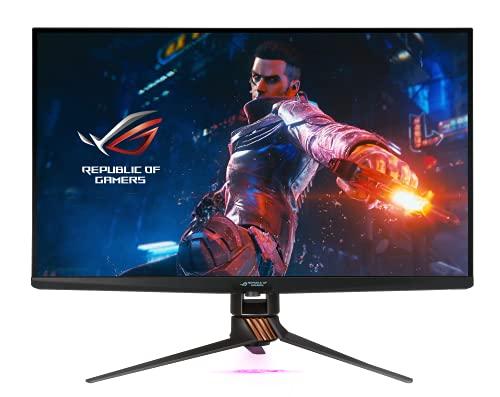 ASUS ROG Swift PG32UQX - Monitor Gaming Curvo 32 Pulgadas...
