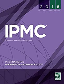 2018 International Property Maintenance Code (International Code Council Series)