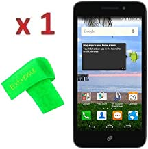 1 x Straight Talk Tracfone NET10 Huawei Pronto LTE H891L / Huawei Ascend SnapTo G620-A2 LTE Screen Protector Guard CLEAR PRE-CUT No Cutting Require Perfect Fit + EXTREME BRAND (1 x Clear Screen Protector)