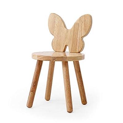 PLL Butterfly Hocker Massivholz