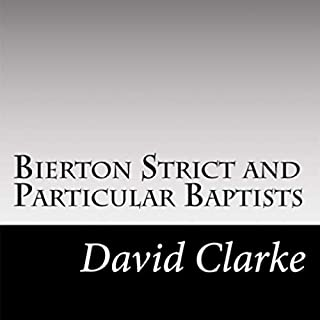 Bierton Strict and Particular Baptists audiobook cover art