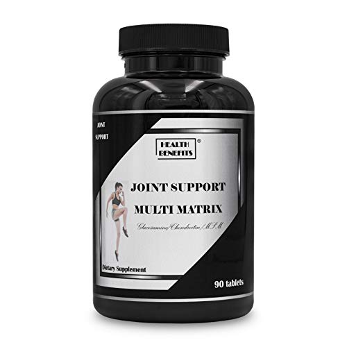 Joint Support Multi Matrix may help increase your joints lubrication and joint functionability with this perfectly combined daily multivitamin and mineral supplement; Our blend promotes joint health and comfort, helps support cartilage and joint flex...