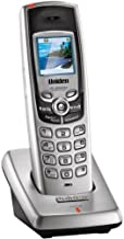 Uniden TCX440 5.8 GHz Accessory Handset with Color LCD (Silver)