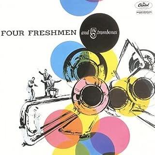 FOUR FRESHMEN & 5 TROMBONES (20bit)