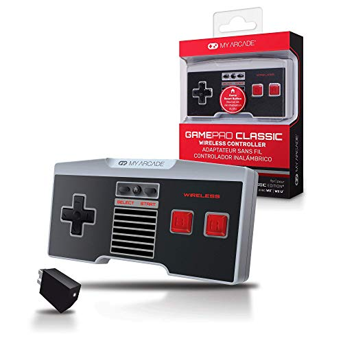 My Arcade GamePad Wireless Controller für NES Classic Mini Konsole