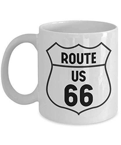 N\A Taza Ruta 66