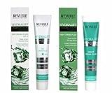 revuele Set | Hidratante Antiarrugas Día y Noche Cuidado de la cara crema | 2x 50ml