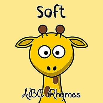 #13 Soft ABC Rhymes
