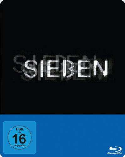 Sieben Steelbook [Blu-ray] [Limited Edition]