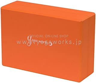ヨガワークス(Yogaworks) ヨガブロックA アプリコット YW-E411-C097