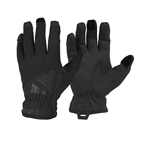 Direct Action Heren Light Handschoenen Zwart