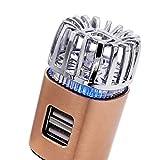 MCalle Auto Luftreiniger Lufterfrischer Ionisator DUAL USB