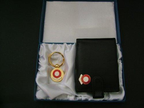 Stoke City Wallet Keyring Gift Set