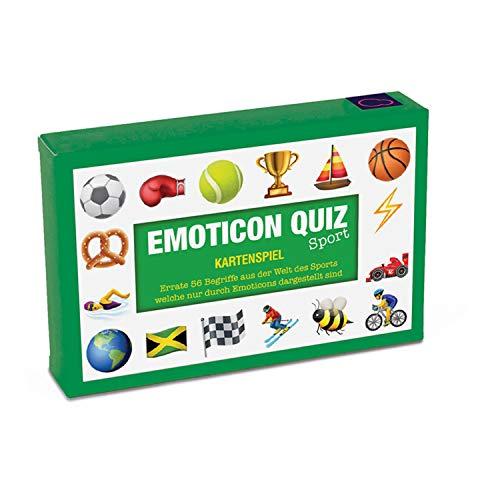 Bubblegum Kennst du das Emoticon Spiel - Sport | Kartenspiel
