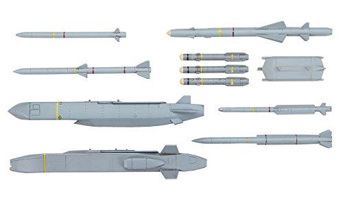 Hasegawa 1: 72Scale Modern European Aircraft Weapons Set Model Kit