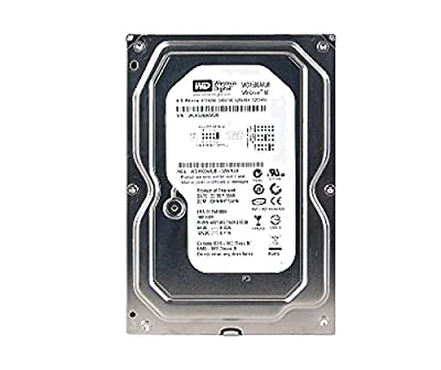 Western Digital Caviar Blue 500 GB Bulk/OEM Hard Drive 3.5 Inch, 16 MB Cache, 7200 RPM EIDE WD5000AAKB from Western Digital