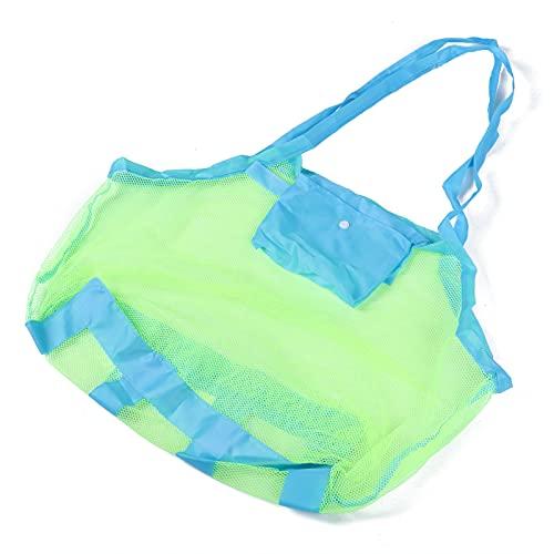 Bolso de mano de la malla, bolso portátil durable de la playa fácil llevar para el hogar