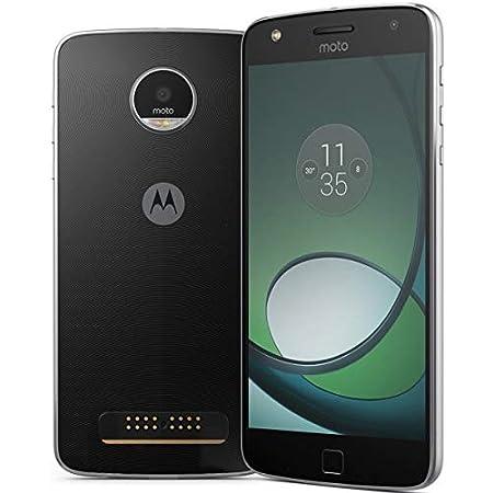 Motorola MOTO Z PLAY XT1635 GSM Unlocked Phone 32GB (Black)