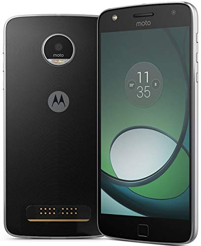Motorola MOTO Z PLAY XT1635 GSM Unlocked Phone 32GB (Black)