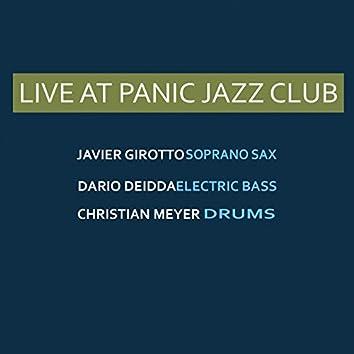 Live at Panic Jazz Club (feat. Javier Girotto, Dario Deidda, Christian Meyer)