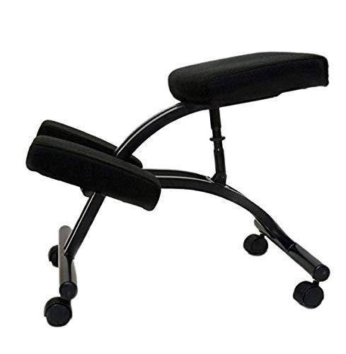Jobri BetterPosture Standard Kneeling Chair – Kneeler Chair – Ergonomic Kneeling Chair for Back Pain